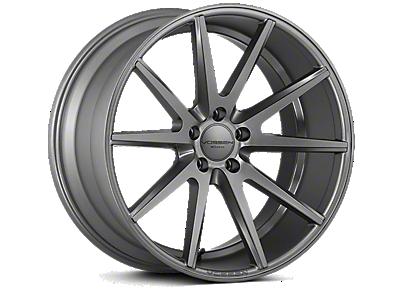 Graphite Vossen VFS/1 Wheels<br />('15-'19 Mustang)