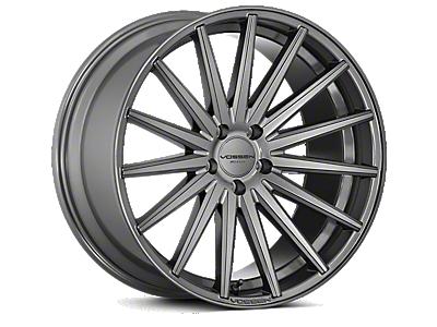 Graphite Vossen VFS/2 Wheels<br />('15-'18 Mustang)