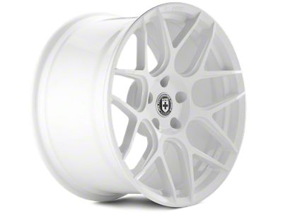 Great White HRE Flowform FF01 Wheels<br />('05-'09 Mustang)