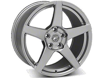 Gunmetal Forgestar CF5 Wheels<br />('15-'19 Mustang)