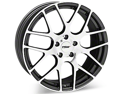 Gunmetal TSW Nurburgring Wheels