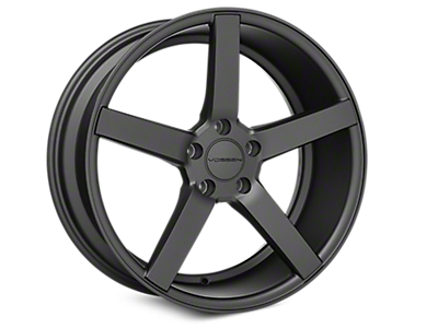 Graphite Vossen CV3-R Wheels<br />('15-'18 Mustang)