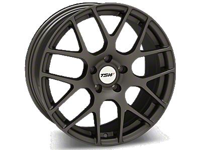 Matte Gunmetal TSW Nurburgring Wheels