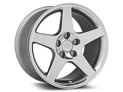 Polished Cobra 2003 Wheels<br />('94-'98 Mustang)