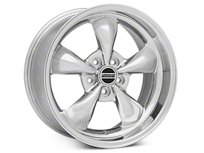 Polished Bullitt Wheels<br />('99-'04 Mustang)