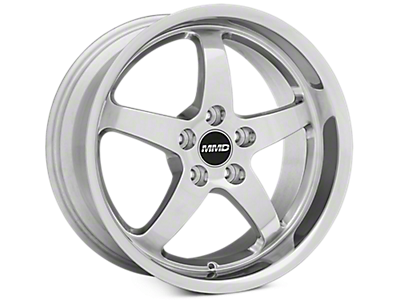 Polished MMD Kage Wheels<br />('10-'14 Mustang)