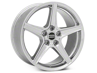 Polished Saleen Style Wheels<br />('99-'04 Mustang)