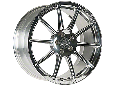 Polished Shelby Venice Wheels<br />('10-'14 Mustang)