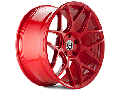 Red Fire HRE Flowform FF01 Wheels<br />('05-'09 Mustang)
