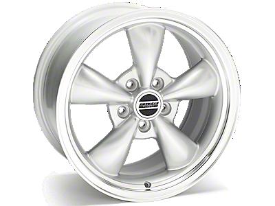 Silver Mustang Wheels