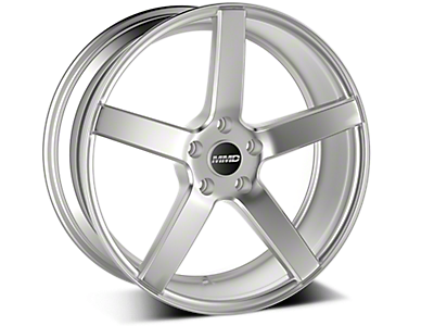 Silver MMD 551C Wheels<br />('05-'09 Mustang)