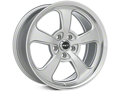 Silver Mickey Thompson Street Comp SC-5 Wheels<br />('10-'14 Mustang)