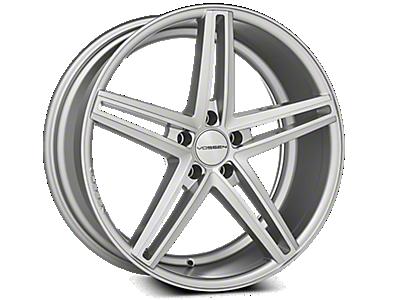 Silver Vossen CV5 Wheels<br />('15-'17 Mustang)