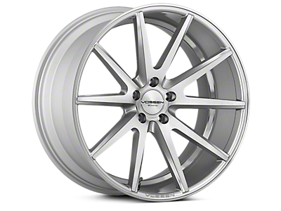 Silver Vossen VFS/1 Wheels<br />('15-'18 Mustang)