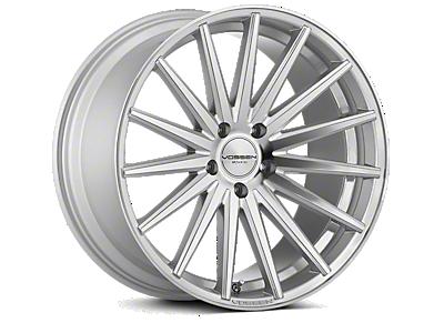 Silver Vossen VFS/2 Wheels<br />('15-'19 Mustang)