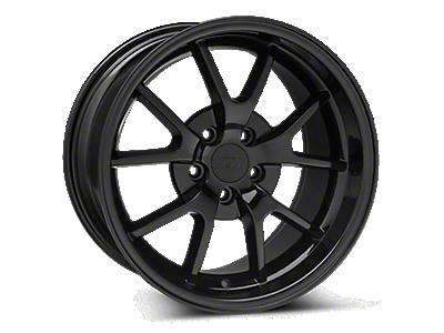 Solid Black FR500 Wheels<br />('94-'98 Mustang)