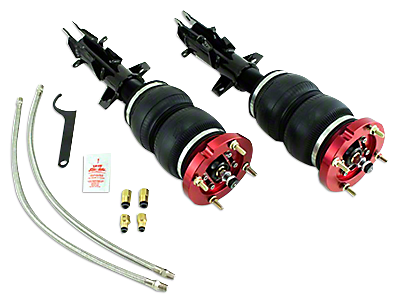 Mustang Air Suspension 2010-2014