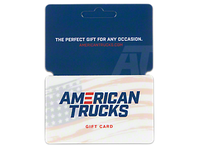Silverado Gift Cards 2019