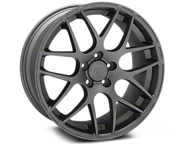 Charcoal AMR Wheels<br />('05-'09 Mustang)