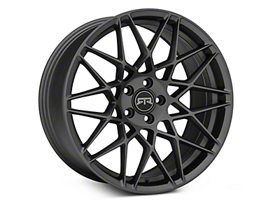 Charcoal RTR Tech Mesh Wheels<br />('10-'14 Mustang)