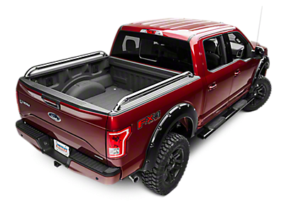 F150 Bed Rails & Caps 2015-2019