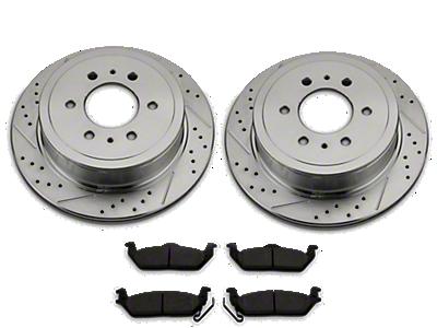 Brake Rotor & Pad Kits<br />('09-'14 F-150)