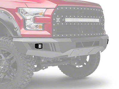 F150 Bumper Accessories 2015-2019