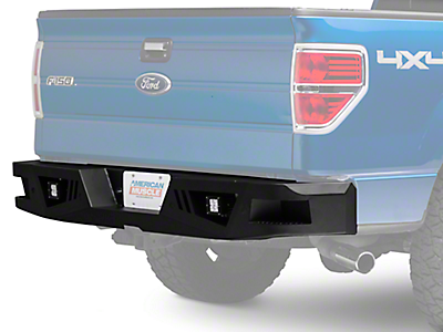 Bumpers<br />('04-'08 F-150)