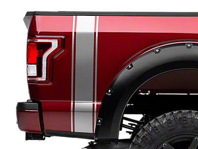 F150 Decals, Stripes & Graphics 2015-2019