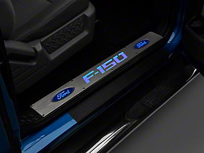 F150 Door Sills 2009-2014
