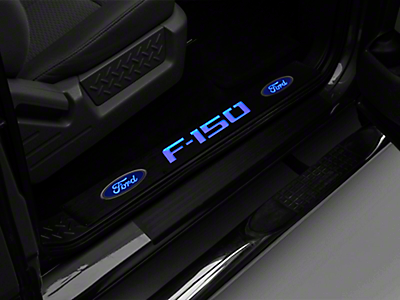 F150 Door Sills 2015-2019