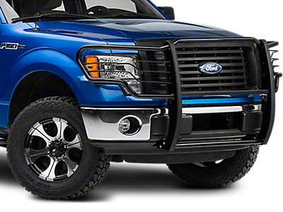 Grille Guards & Brush Guards<br />('09-'14 F-150)