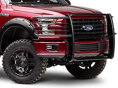 Brush Guards & Grille Guards<br />('15-'18 F-150)