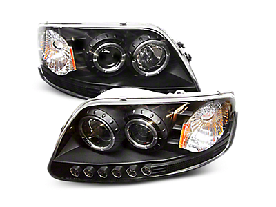 F150 Headlights 1997-2003