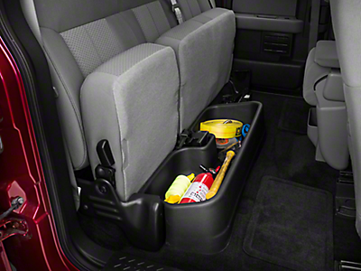 Interior Storage<br />('15-'17 F-150)