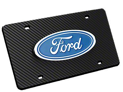 License Plates & License Plate Frames 2015-2018