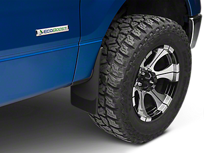 Mud Flaps & Splash Guards<br />('09-'14 F-150)