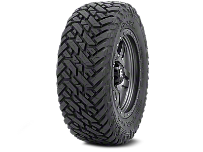 F150 Mud-Terrain Tires