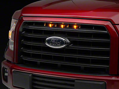 Parking & Fog Lights<br />('15-'19 F-150)