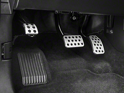 Pedals & Pedal Covers 2007-2013