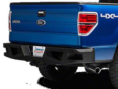 Rear Bumpers 2004-2008