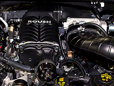 Supercharger Kits & Accessories 2015-2019