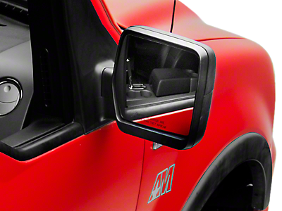 Mirrors & Mirror Covers<br />('04-'08 F-150)