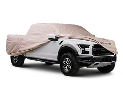F150 Truck Covers & Bra 2015-2019