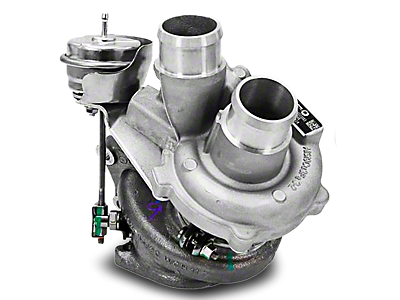 Turbocharger Kits & Accessories 2015-2018