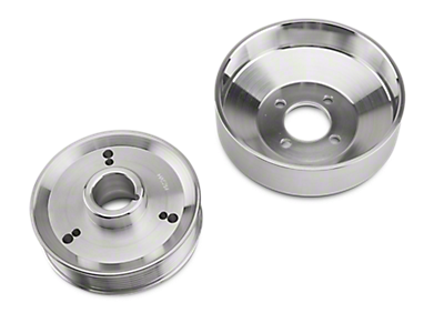 Underdrive Pulleys<br />('97-'03 F-150)