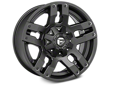 F150 Wheels & Tires 2015-2019