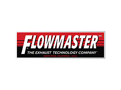F150 Flowmaster Exhaust