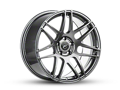 Gunmetal Forgestar F14 Wheels<br />('99-'04 Mustang)