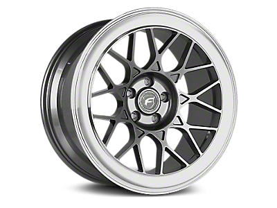 Mustang Forgestar S18 Wheels